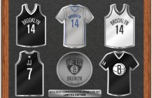 Brooklyn Nets Lapel Pins
