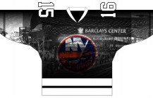 Islanders Barclays Jersey