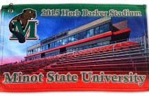 Minot State Rally Towel