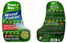 Weed Killer Labels